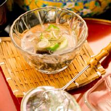 水アワビ(酢の物)