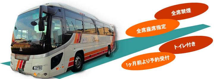 京丹後・丹海交通・高速バス