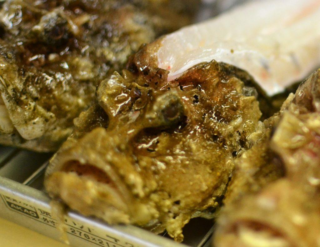 虎魚(オコゼ)フルコースのご紹介